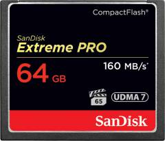 Extreme Pro CF 160 MB/s 64 GB