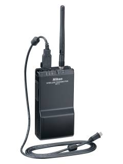 Wireless Transmitter WT-4 (für D300, D3x, D4, D700, D800, D800E)